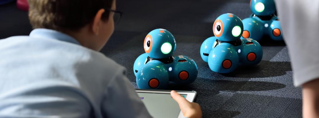 Case Hope School Robotics: vamos falar de mudanças?